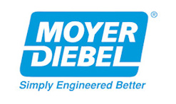 Moyer Diebel Glasswashers Rack conveyors Under counters Door/hood type